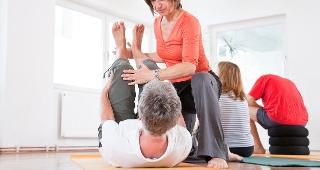 تمرینات بهبود تعادل برای بیماران پارکینسون