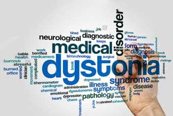 درمان افسردگی و اضطراب در حین ابتلا به دیستونی